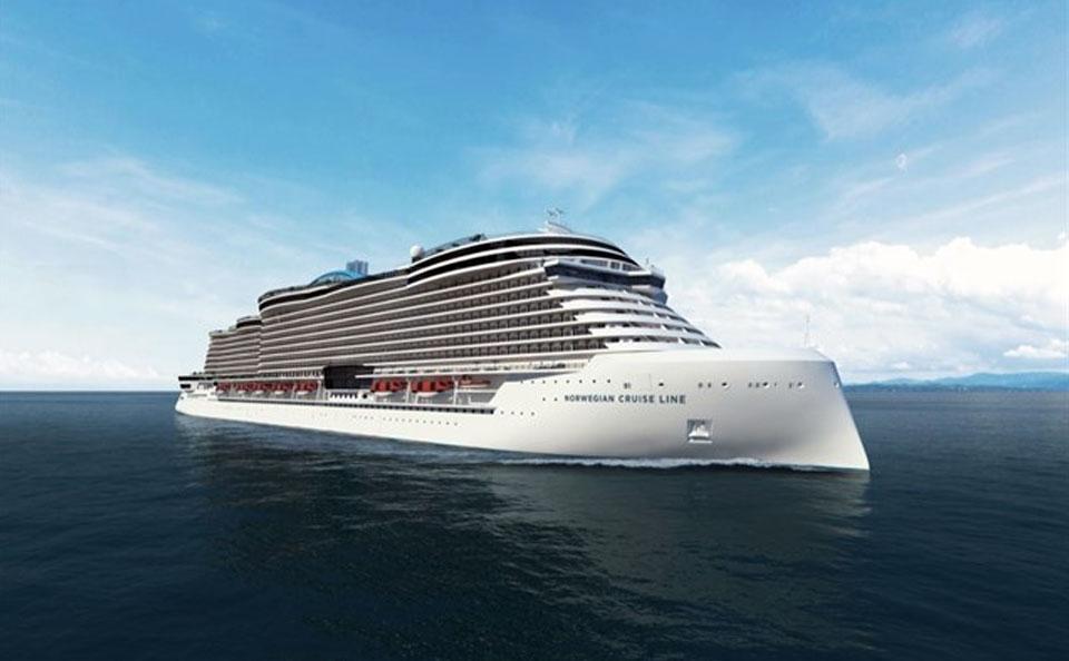 Norwegian Cruise Line Leonardo