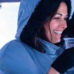 Relájate en el bar de hielo