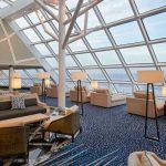 Nada supera las vistas desde el Horizon Lounge.