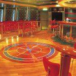 El lugar más genial del barco para los adolescentes: Celebrity Teen Disco