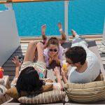 Reserva una cabaña privada en el Vibe Beach Club