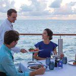 Cagney's Steakhouse: siéntate a orillas del mar