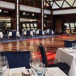 Disfruta platos modernos y clásicos preparados a la perfección en el Manhattan Room
