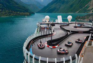 pista de karting