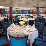 La hermosa vista del mar y platos preparados a la perfección en Crossings