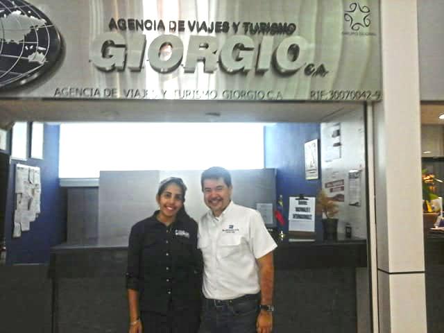 Agencia de Viajes y Turismo Giorgio