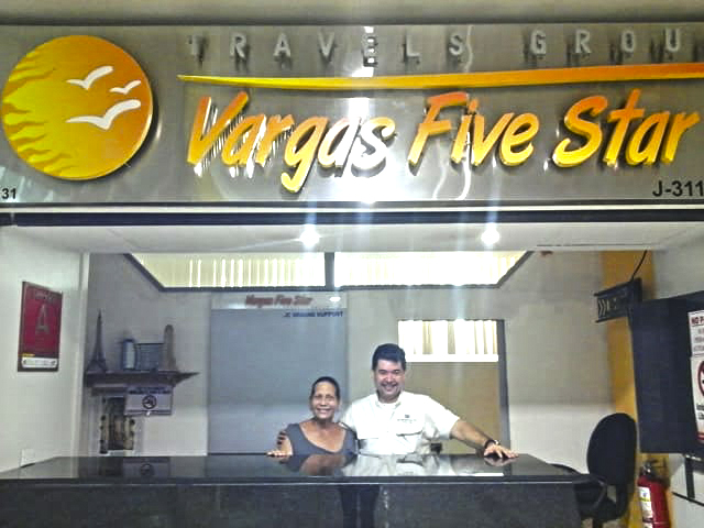 Travels Group Vargas Five Star